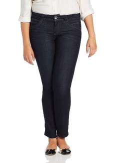 Democracy Women's Plus-Size 31/12 Inch Skinny Jegging Jean