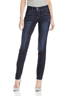 Democracy Women's Skinny Jean with Stitching Detail