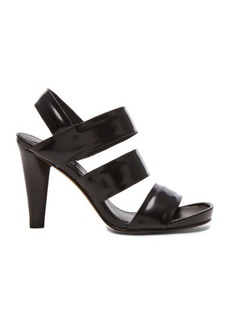 "DEREK LAM 10 CROSBY <div class=""product_name"">Fennel Calfskin Leather Sandals</div>"
