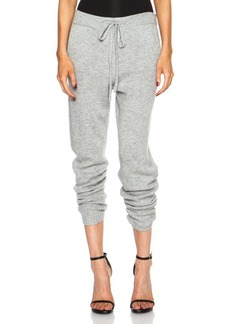 """DEREK LAM 10 CROSBY <div class=""""product_name"""">Track Cashmere Pant</div>"""