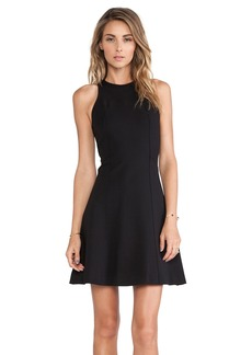 DEREK LAM 10 CROSBY Fit and Flare Dress