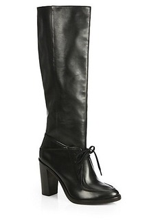 Derek Lam 10 Crosby Meredith Knee-High Leather Boots