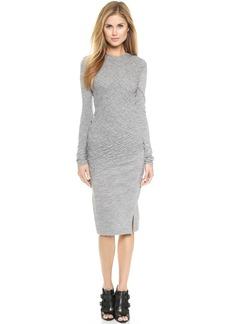 Derek Lam 10 Crosby Ruched Dress