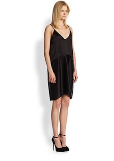 Derek Lam 10 Crosby Satin Slip Dress