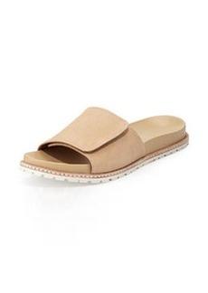 Derek Lam 10 Crosby Spencer Slip-On Sandal, Nude