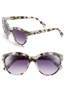 Derek Lam 'Amira' 55mm Sunglasses
