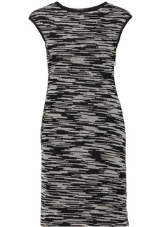 Derek Lam Bouclé-knit cotton-blend dress