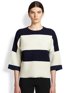 Derek Lam Cashmere Stripe Sweater