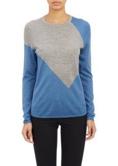 Derek Lam Colorblock Pullover Sweater