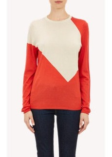 Derek Lam Colorblock Sweater