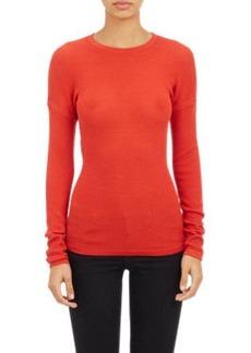 Derek Lam Drop-Shoulder Pullover Sweater