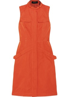 Derek Lam Flared twill dress