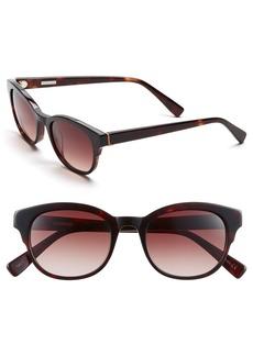 Derek Lam 'Kara' 48mm Sunglasses