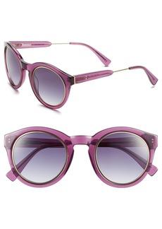 Derek Lam 'Lafayette' 49mm Sunglasses