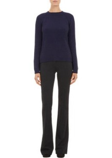 Derek Lam Multi-Directional Rib-Knit Sweater