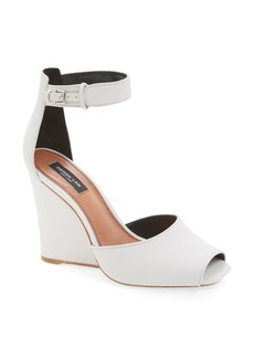 Derek Lam 'Nansen Too' Leather Wedge Sandal (Women)