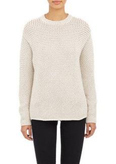Derek Lam Oversized Stockinette Pullover Sweater