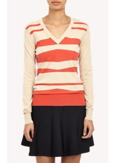 Derek Lam Stripe Sweater