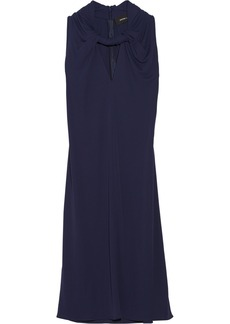 Derek Lam Twist-front jersey dress