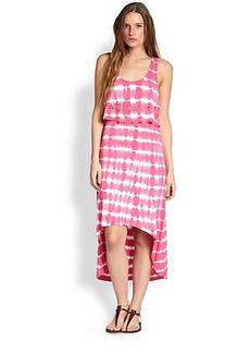Design History Tie-Dye Hi-Lo Dress