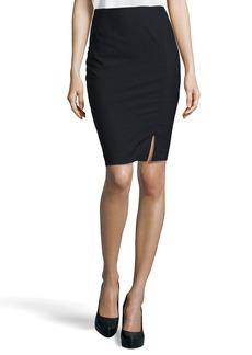 Escada Mid-Length Pencil Skirt, Navy