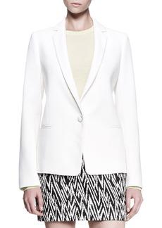 Proenza Schouler Single-Button Blazer