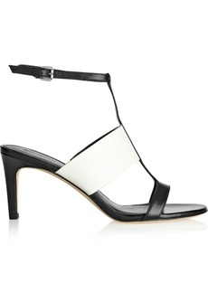 Sigerson Morrison Kaya leather T-bar sandals