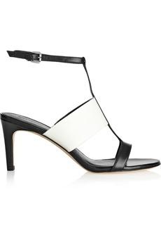 Sigerson Morrison Kaya leather T-bar sandals