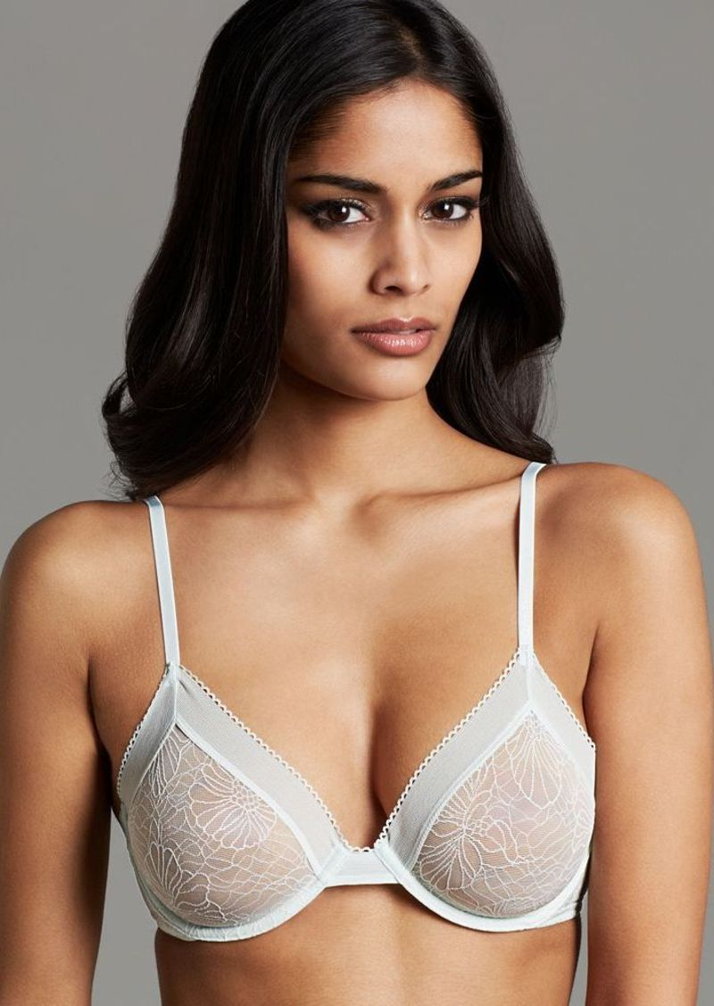 Calvin Klein Underwear Bra - Launch Lace Unlined Underwire #F3654