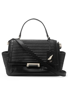 440 Courier Rail Quilted Leather Bag