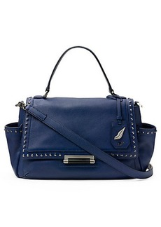 440 Courier Studded Leather Bag