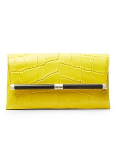 440 Envelope Croc Clutch