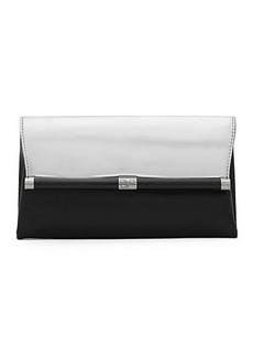 440 Envelope Mirrored Metallic Clutch