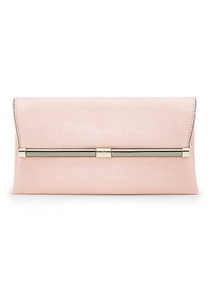 440 Envelope Shimmer Lizard Clutch