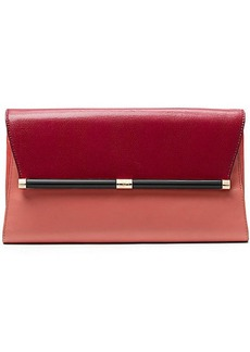 440 Large Envelope Leather Clutch
