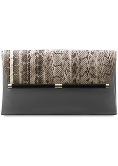 440 Large Envelope Snake Clutch