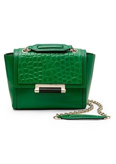 440 Mini Croc Crossbody Bag