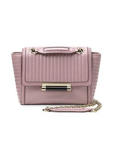 440 Mini Rail Quilted Leather Crossbody Bag