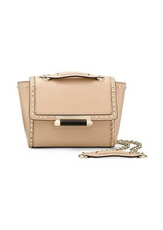 440 Mini Studded Leather Crossbody Bag