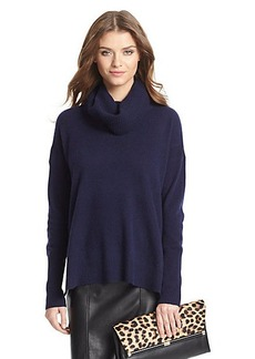 Ahiga Slim Cashmere Turtleneck Sweater