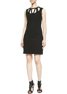 Amy Knit Cutout Dress   Amy Knit Cutout Dress