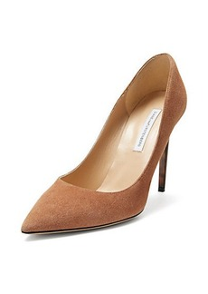 Bethany 100MM Suede Pump