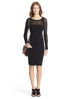 Bodycon Knit Sheath Dress