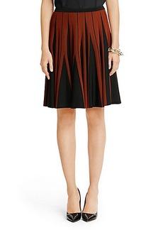 Cacey Knit Full Skirt