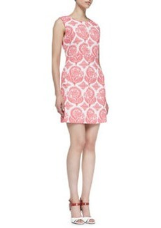 Carpreena Floral Mini A-line Dress   Carpreena Floral Mini A-line Dress