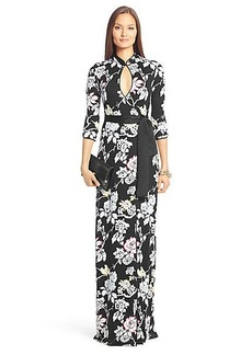 China Wrap Gown