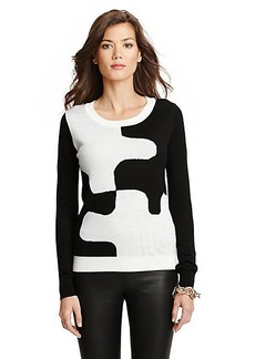 Daphne Puzzle Knit Sweater