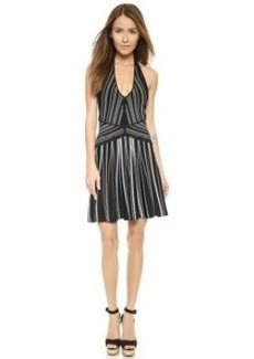 Diane von Furstenberg Adalyn Halter Dress