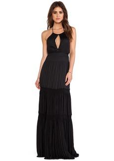Diane von Furstenberg Aden Dress in Black