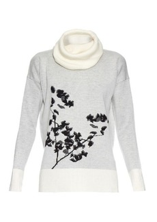 Diane Von Furstenberg Ahiga roll-neck sweater